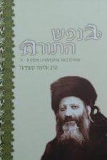 בנפש התורה-פרקים א-ה