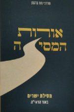 אורות המסילה -מרדכי ברגמן